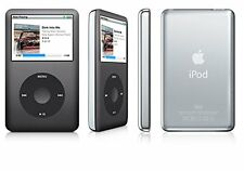 "Apple iPod classic 7th Generation 160GB 2.5"" MP3 Player Black"