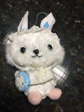 Hello Kitty mini Alice in Wonderland Mini bunny plush Original Sanrio