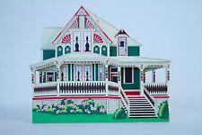 Shelia's Wings (Eureka Springs, Arkansas) 1996 Wooden Figure House