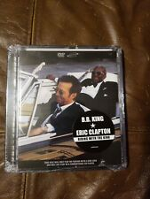 ERIC CLAPTON & B.B. KING Riding With The King RARE OOP DVD-AUDIO 5.1 Sealed New