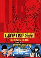 ルパン三世 LUPIN III The 3rd - SECONDA SERIE COMPLETA EDIZIONE DELUXE NUMERATA *NEW*