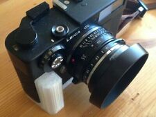 [FREE SHIPPING] - Leica CL Camera Hand Grip (Black matte)