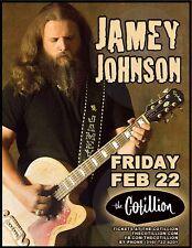 JAMEY JOHNSON 2013 WICHITA CONCERT TOUR POSTER - Country Music