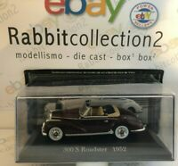 "DIE CAST "" 300 S ROADSTER - 1952 "" MERCEDES COLLECTION 1/43 (09)"