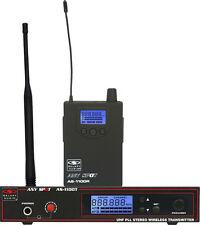 Galaxy Audio AS-1100 Any Spot Wireless In-Ear Monitor System - OPEN BOX SPECIAL