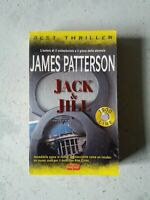 "***VENDO LIBRO ""JACK & JILL"" - JAMES PATTERSON - SUPER POCKET EDITORE***"
