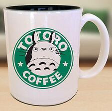 Totoro Starbucks Anime Manga Japanese Insipred Cartoon Geek Nerd Mug
