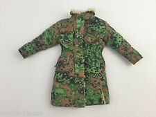 "DID 1/6th WWII German 6.SS Gebirgs Div ""Nord"" Georg Sander - Camo Winter Smock"
