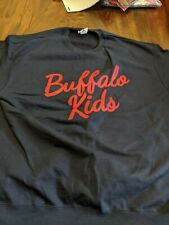 GXFR Griselda Buffalo Kids 2XL Champion Sweater Navy Blue