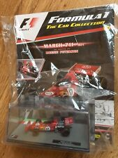 Formula 1 The Car Collection Part 41 March 711 1971 Ronnie Peterson