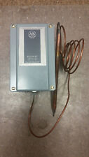 Allen-Bradley 837 Temp Control, Style A, Remote Bulb and Capillary, 190 degrees