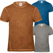 Magliette da uomo B&C con lunghezza della manica manica corta