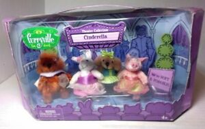 Furryville Theater Collection Cinderella