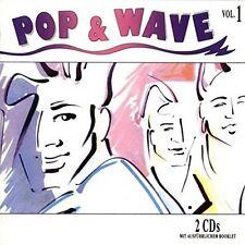 Pop & Wave 01 (1992) Depeche Mode, Soft Cell, Tears for Fears, OMD, Tal.. [2 CD]