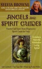 Angels and Spirit Guides 1999 Cassette Two Tape Set Audiobook Sylvia Browne NEW