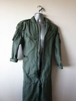 "Workwear FR PPE Flame Retardant Overalls Boiler Suit size M 38R 38"" chest #563"