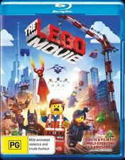 The Lego Movie (Blu-ray) New Unsealed