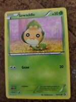 SEWADDLE P6 Collectable Pokemon Trading Card PCG l TCG