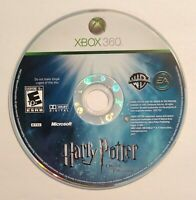 Harry Potter and the Order of the Phoenix for Microsoft Xbox 360 (DISC ONLY)