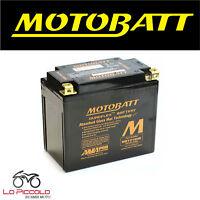 BATTERIA MOTOBATT AGM ERMETICA MBYZ16HD HARLEY XL Sportster 883 2012 2013 2014