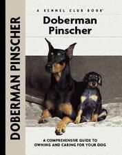Doberman Pinscher [Comprehensive Owner's Guide] by Cloidt, Lou-Ann , Hardcover