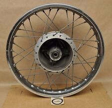 Vintage 1974 CB350 F Four Rear Wheel Rim A25
