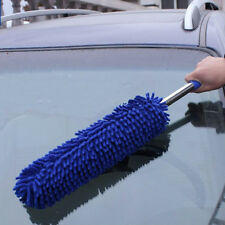 New Truck Car Cleaning Wash Brush Dusting Tool Large Microfiber Duster Blue