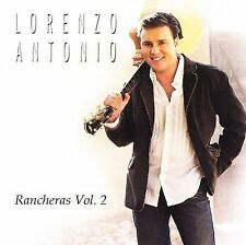 Rancheras, Vol. 2 by Lorenzo Antonio (CD, Mar-2007 BRAND NEW