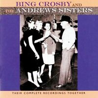 Complete Recordings, Bing Crosby, Andrews Sisters, New
