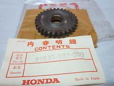 Honda CB125S CL100 CB100 GEAR PRIMARY STARTER 30T 23530-107-000 NOS