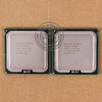 Lot of 2 X5470 CPU Prozessoren Intel Xeon 1333 MHz 3.33 GHz 12 MB 771 LGA