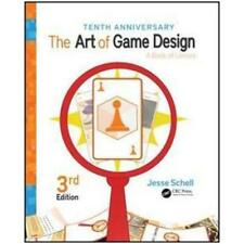The Art of Game Design by Jesse Schell (author)
