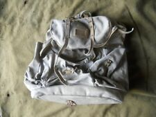 sac a dos Lafuma  tap Indochine militaire grenier mode vintage