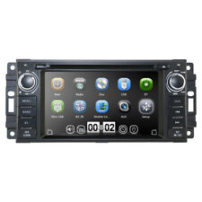 Car Radio Stereo DVD Player GPS Navi Multimedia BT 800*480 Touch for JEEP DODGE