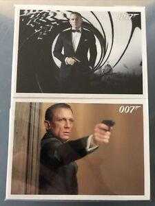 James Bond   Skyfall   Trading Card  Base Set Complete