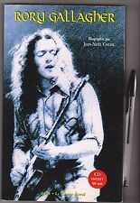 J.Noël Coghe - Rory Gallagher - Rock'n'road Blues - Biographie  avec CD - Rare