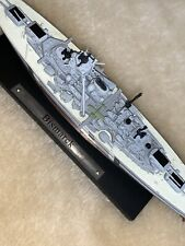 EDITIONS ATLAS COLLECTIONS DeAGOSTINI 1:1250 SCALE BISMARCK 7134102