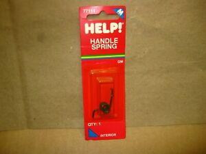 Help / Motormite 77111 handle spring