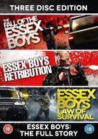 Essex Boys - The Completo Story - Anniversario Edizione Nuovo DVD Region 2