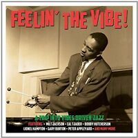Various Artists - Feelin' the Vibe [New CD] UK - Import