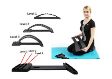 Magic Back Support by NEH Stretcher Lumbar Support Device - Back Pain Relief- 4