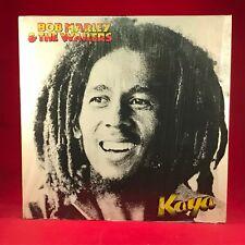 BOB MARLEY Kaya 1979 Italian Vinyl LP Record EXCELLENT CONDITION