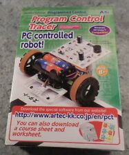 PC Programmable Tracing Robot By Artec New in Open Box.....(C14B3)