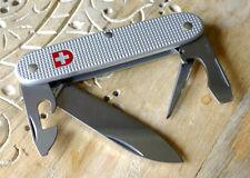 Wenger Soldier 1961 année 05   couteau du soldat suisse alox knife messer sak