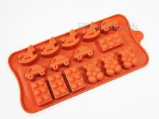 Childs Play cioccolato caramelle in silicone Piatti da Forno Stampo Pasta Di Zucchero Decorazione Torte