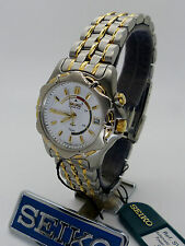 Mesdames SEIKO KINETIC 3M22-0A33 72hrs Ref:SWP008P5 NEW OLD STOCK NEW Condensateur