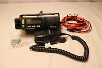 Motorola M1225 VHF, 40 watt, Alphanumeric Radio
