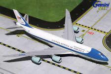 GEMINI JETS (GJAFO1666) AIR FORCE ONE 747-8I 1:400 SCALE DIECAST METAL MODEL