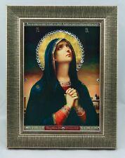 Icon Mourning Mother of God with Swarovski Crystals Икона Скорб�ща� Б М � Камним
