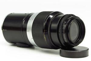 Leitz Leica Hector 13,5cm 1:4,5 Black M39 - Good vintage condition